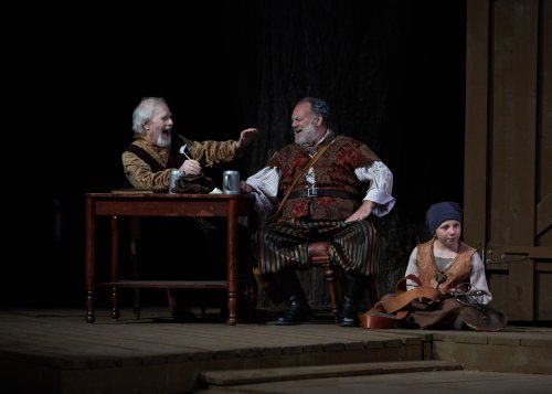 Kentucky Shakespeare Festival Returns To Central Park – 89.3 WFPL News Louisville