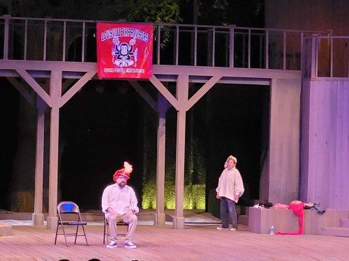 'Shakespeare-Adjacent' Improv Show Is Back On In Central Park