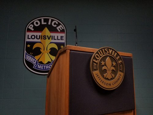 Ex-Louisville Officer Pleads Guilty To Striking Protester