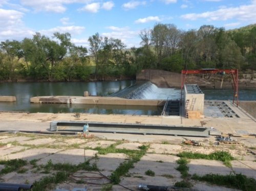 Berea College completes first small hydropower plant in Ky. in 90 years