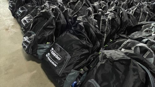 500 Festival Kids' Day Virtual Event Includes Donation Of 3,000 Backpacks