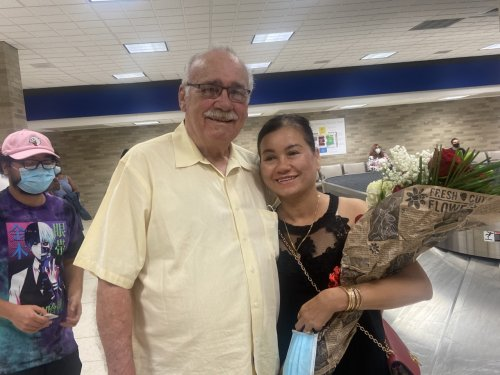 'For me, the war is over': Veteran meets daughter he left behind in Vietnam 50 years ago