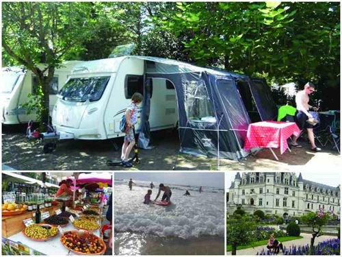 Touring caravan holidays in France: advice and ideas