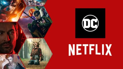 DC Shows Coming Soon to Netflix - What's on Netflix