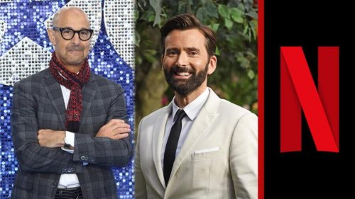 Stanley Tucci and David Tennant 'Inside Man' Netflix Series: What We Know So Far