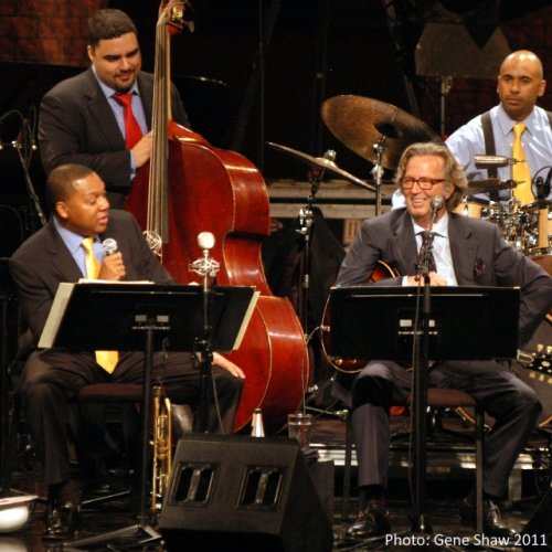 Eric C. & Wynton M. Play The Blues In New York In 2011: A Look Back
