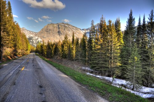 10 Epic Drives in the U.S. National Parks