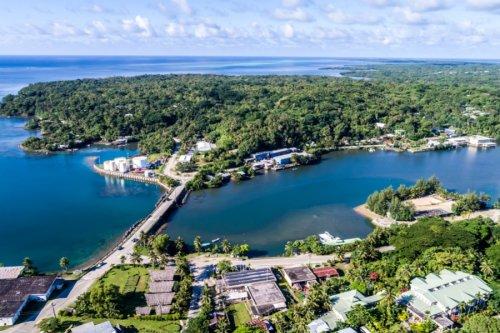3 days on the island of Yap, Micronesia
