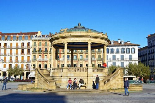 Spend 3 days in Pamplona, Spain
