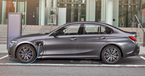 2022 BMW i3: Electric 3 Series spied