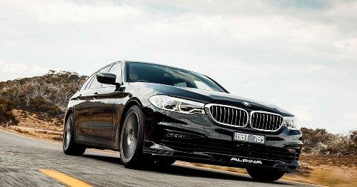Alpina B5 Touring 2020 review