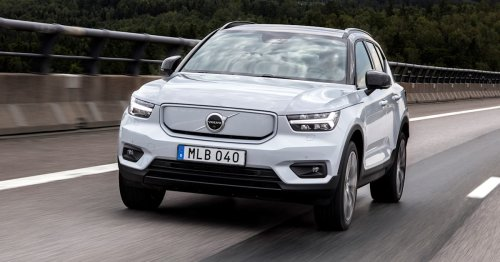 First Drive: 2022 Volvo XC40 Recharge Pure Electric