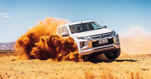 Mitsubishi deletes manual transmisions from popular double-cab Triton variants