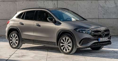 2021 Mercedes-Benz EQA350 4Matic: Australian launch confirmed for electric SUV