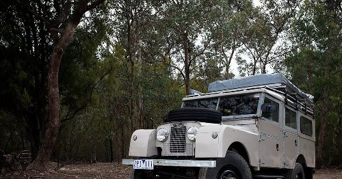 1956 Series 1 107 Land Rover Station Wagon | Classic 4x4