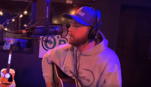 "Riley Green's Cover Of Bruce Springsteen's ""Atlantic City"" Is An Absolute Jam"