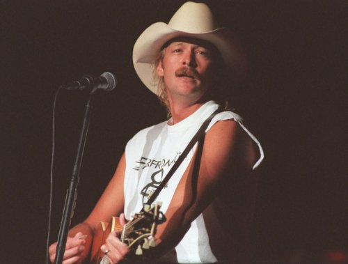 Alan Jackson's Commercials From The 90's Were Glorious, Majestic, And Pure Sex