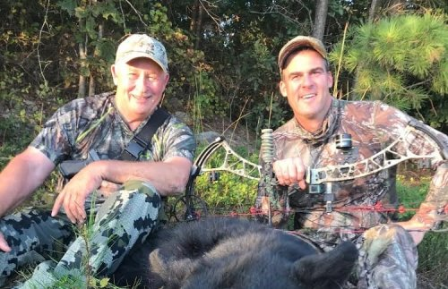 """Oklahoma's """"Meat Head"""" Governor Is Also A Bear Hunter"""