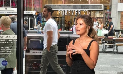 Eric Decker Hilariously Trolls Wife During On-Camera Interview