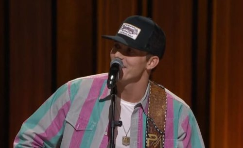 "Parker McCollum Makes Opry Debut With ""Pretty Heart"" And Cover Of Jerry Lee Lewis' ""Middle Age Crazy"""