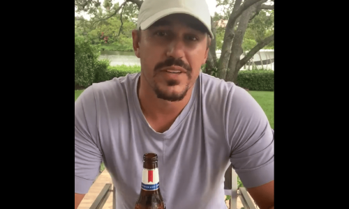 """Brooks Koepka Buys Beer For Anybody That Got Kicked Out For Yelling """"Brooksy"""" At Bryson DeChambeau Today"""
