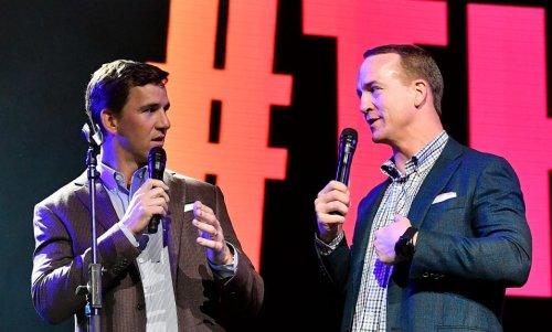 Peyton & Eli Manning To Star In Alternate Monday Night Football Broadcast