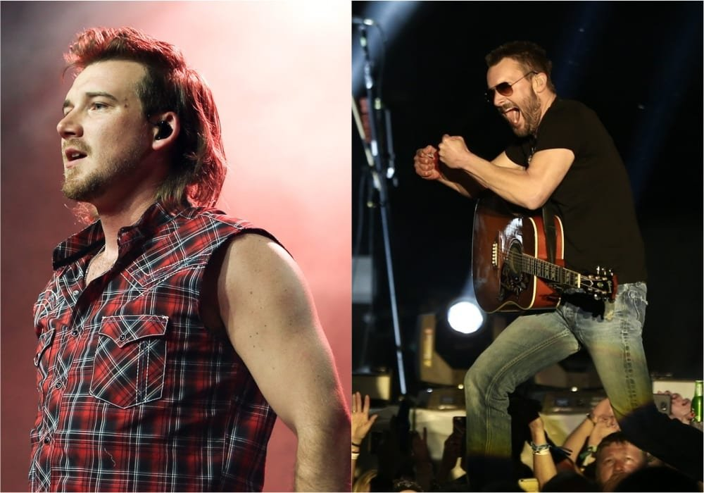 8 Songs Eric Church Wrote Which Were Cut By Other Artists