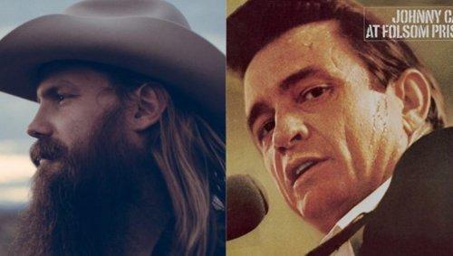 "Chris Stapleton's Cover Of Johnny Cash's ""Folsom Prison Blues"" Is Stupid Good"