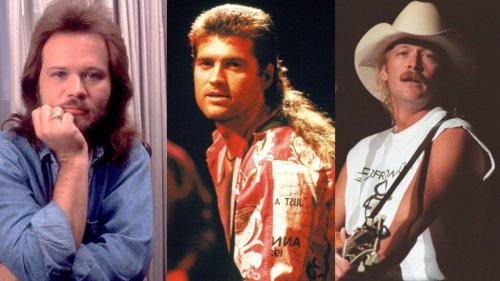 Ranking The All-Time Best Mullets In Country Music