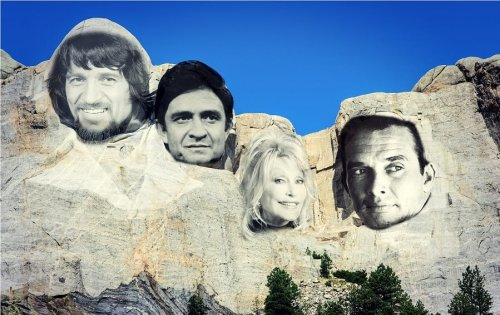 VOTE: Who Belongs On The Mount Rushmore Of Country Music?