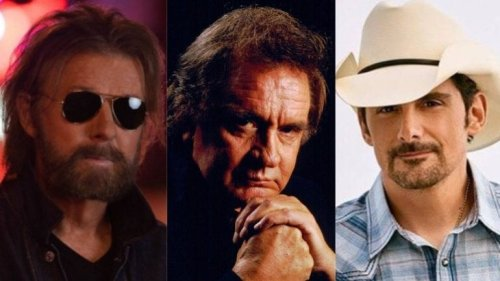 """Ronnie Dunn And Brad Paisley Team Up For Duet Of Johnny Cash's Unreleased """"Outta Site Tonite"""""""