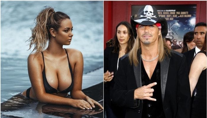 """Bret Michaels' Daughter Is A Sports Illustrated Swimsuit Model: """"Comeuppance Coming Full Circle"""""""