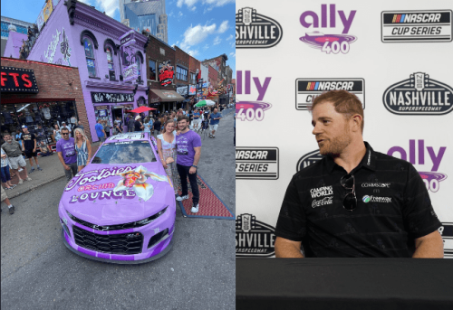NASCAR Team Owner Wants To Move His Shop To Downtown Nashville – Complete With A Bar And Music Venue
