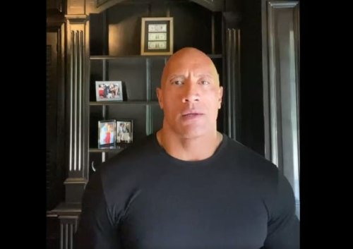 """The Rock Sounds Like He's Running For President In New Video: """"Where Is Our Leader?'"""