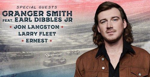 Morgan Wallen, Granger Smith & More To Play Country Thunder At Bristol Motor Speedway