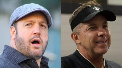 Kevin James (Yes, That Kevin James) Cast As Saints Head Coach Sean Payton In New Netflix Movie… And Twitter Is Laughing Its A** Off