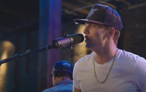 """Parker McCollum Delivers Stripped-Down Piano Version Of """"Like A Cowboy"""""""
