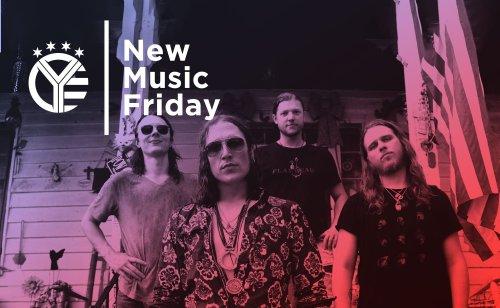 Whiskey Riff New Music Friday Playlist (7/9/21)