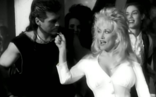 "Remember When Dolly Parton & Billy Ray Cyrus Teamed Up For ""Romeo"" Way Back In 1993?"