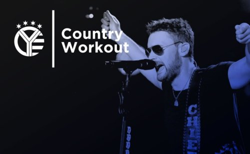 The New Whiskey Riff Country Workout Playlist Will Get You Ready To Run Through A Brick Wall