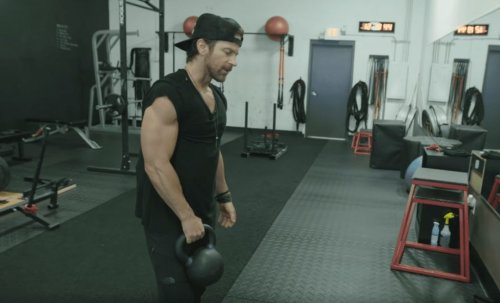 You'll Be Bench Pressing A Small Car After This Look Into Kip Moore's Fitness Routine