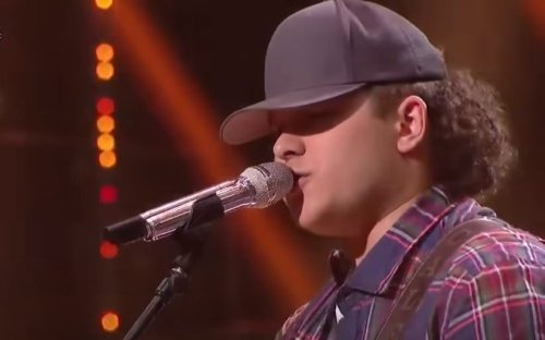 "16-Year-Old 'American Idol' Contestant Wows Judges With Cover Of Chris Stapleton's ""Midnight Train To Memphis"""