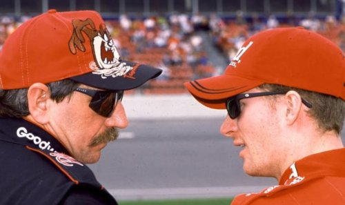 """""""I Disappointed My Dad… He Was Never There,"""" Says Dale Earnhardt Jr. In Tearful Interview"""