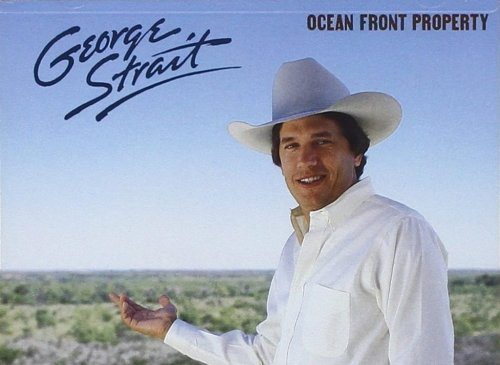 On This Date: George Strait Releases 7th Album, 'Ocean Front Property,' In 1987