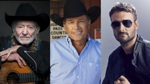 "From ""Chief"" To The ""King,"" The Best Nicknames In Country Music"