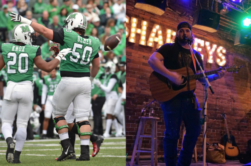 Marshall University Offensive Lineman Will Ulmer Wants To Hit The Country Music Stage Under New NCAA Rule