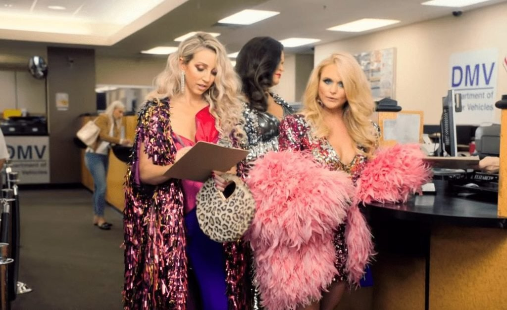 """The DMV Has Never Looked Better In Pistol Annies New """"Got My Name Changed Back"""" Video"""