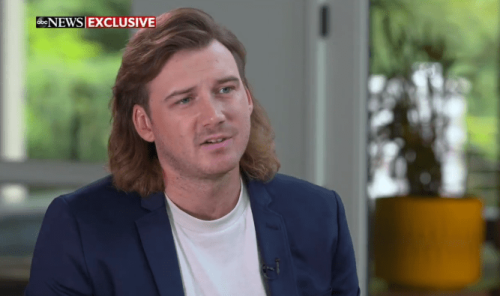 Morgan Wallen To Sit Down With Michael Strahan For First Interview Since Racial Slur Incident