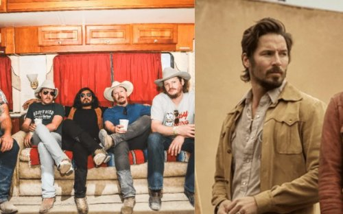 "Midland's Mark Wystrach Joins Mike & The Moonpies For ""Smooth Shot Of Whiskey"" By Gary Stewart"