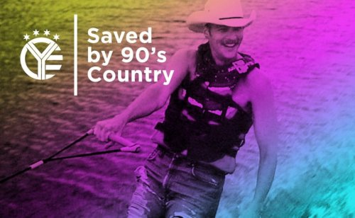 Greatest Playlist Ever: Saved By 90's Country
